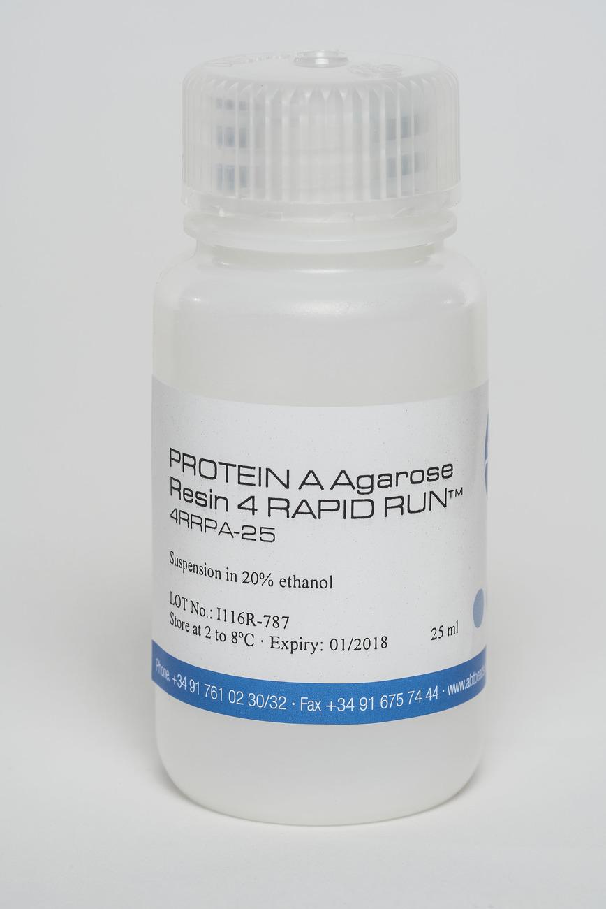 Logo Protein A Agarose Beads
