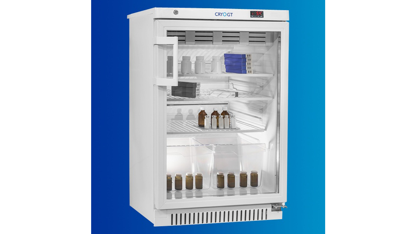 Logo Laboratory and pharmacy refrigerators