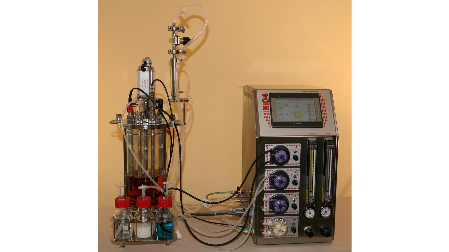 Logo Laboratory bioreactor EDF - 5.4