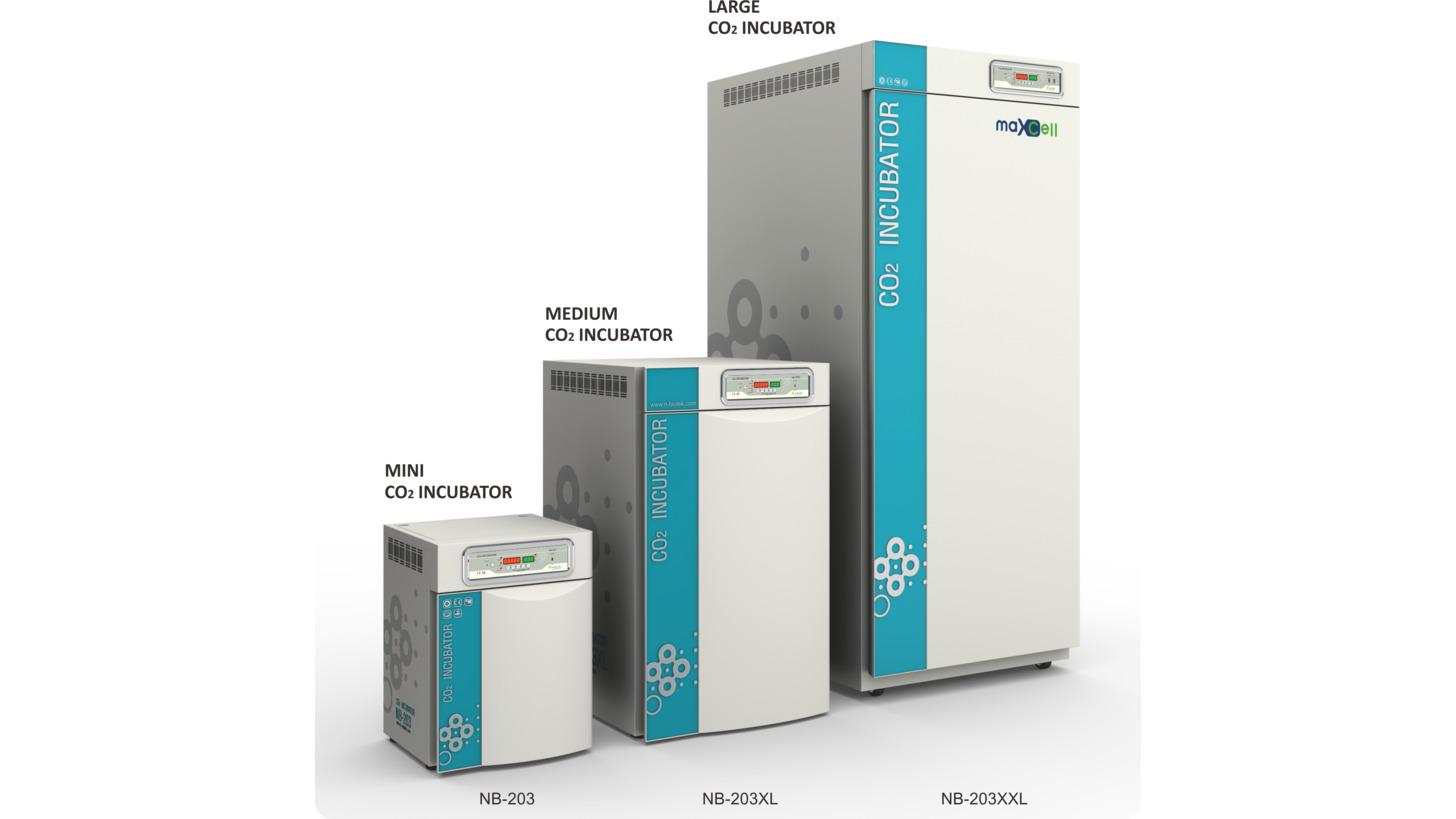 Logo CO2 Incubator