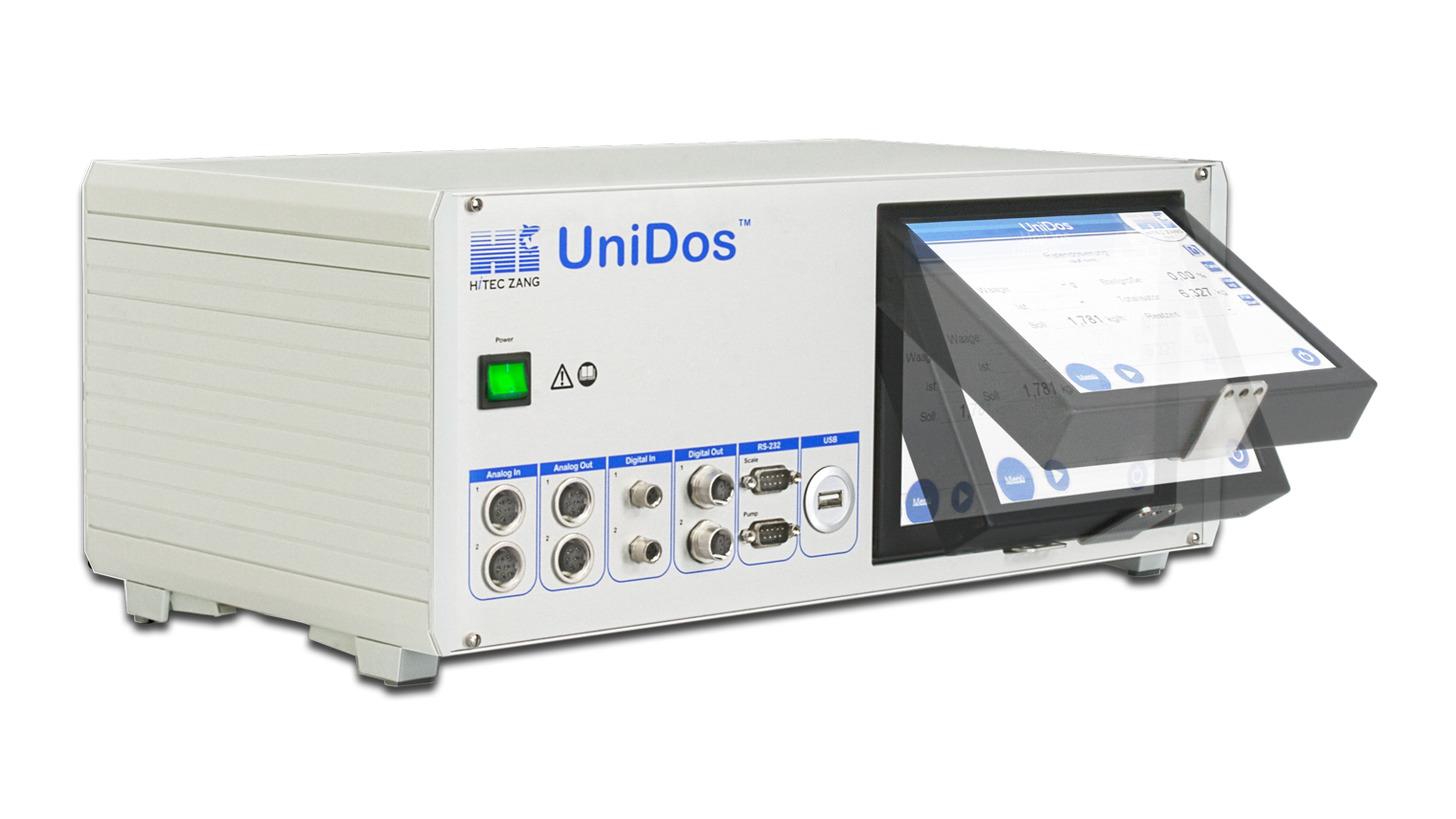 Logo UniDos - Stand-Alone-Dosing Controller