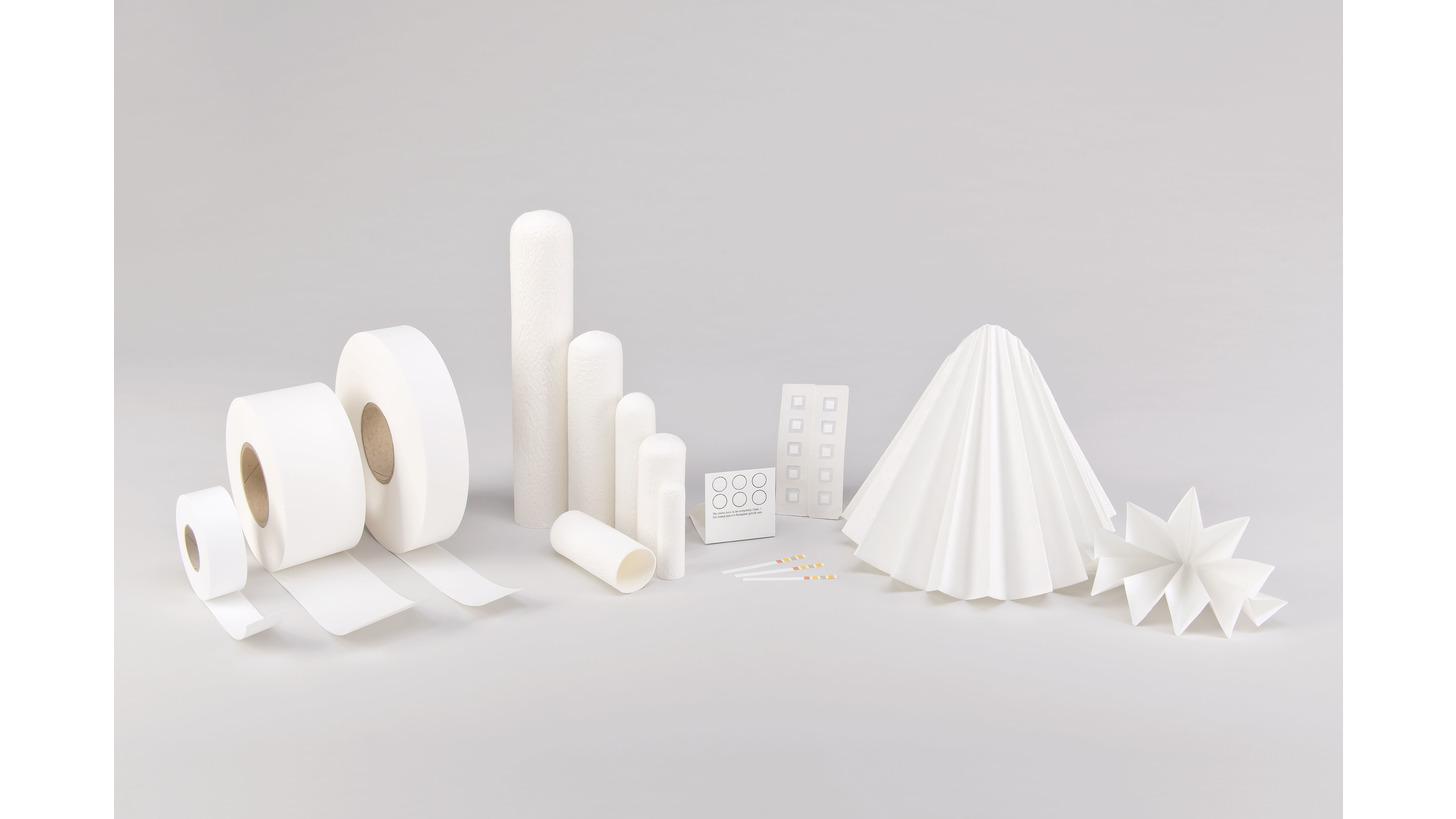 Logo Filtrierpapiere für das Labor und die Industrie
