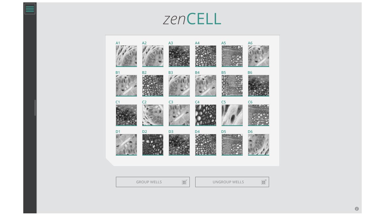 Logo zenCELL view