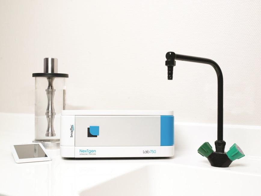 Logo Ultrasonic laboratory range