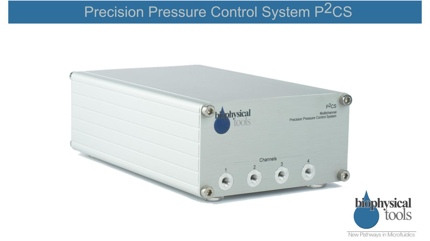 Logo Precision Pressure Control System P2CS