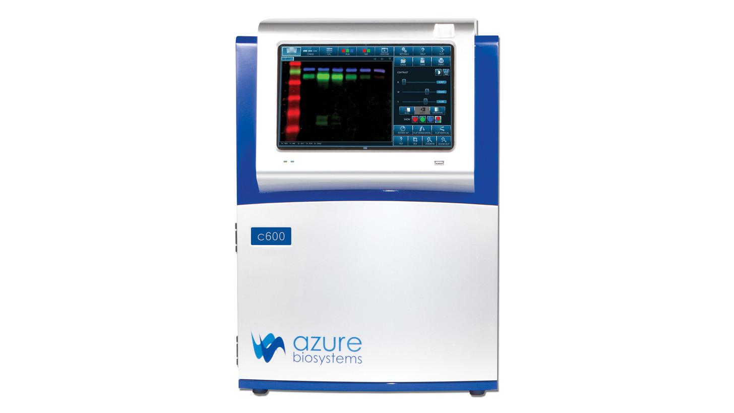 Logo Azure: Western Blot Imaging Systeme