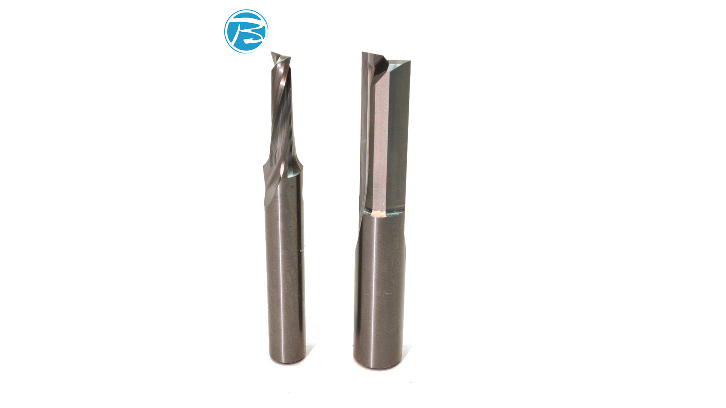 Logo Solid Carbide Router Bits