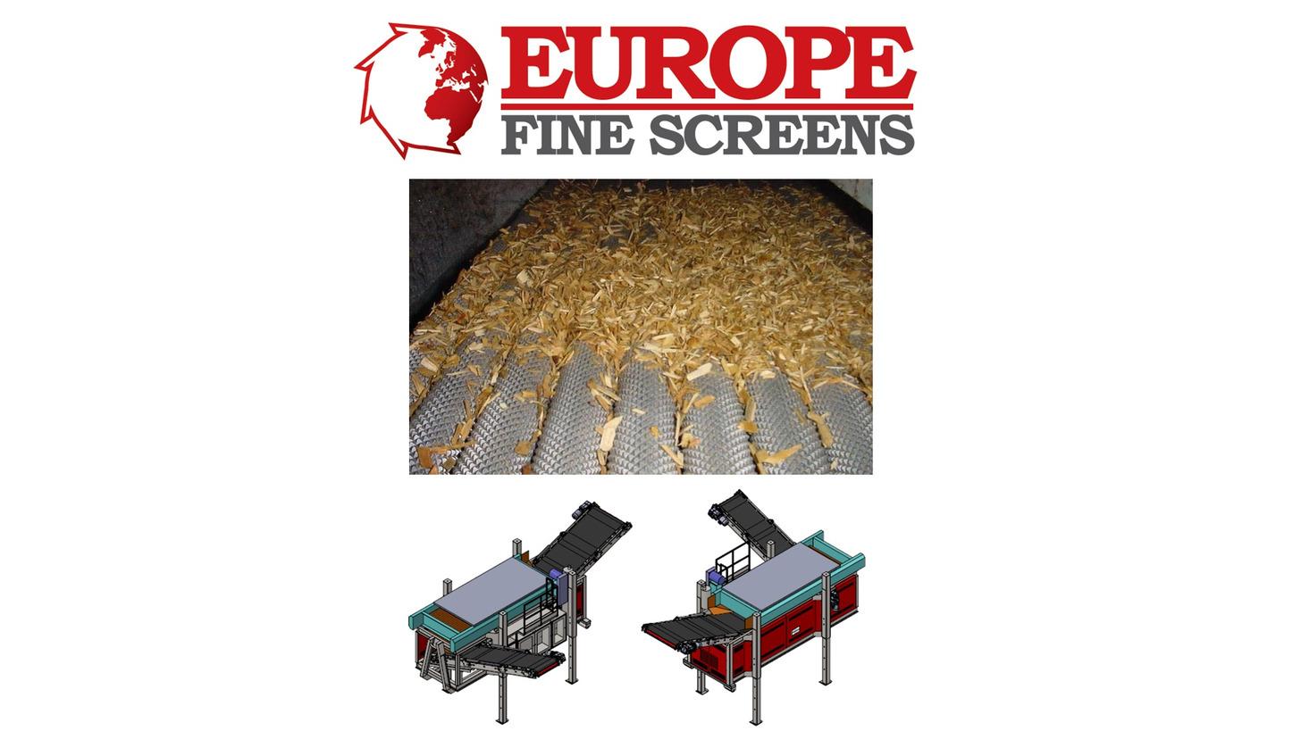 Logo Europe Fine Screens