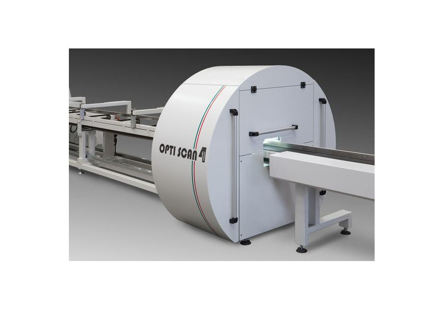 Logo OPTIMIZING CROSSCUT SAWS > OPTI 599+SCANNER OPTI SCAN 4