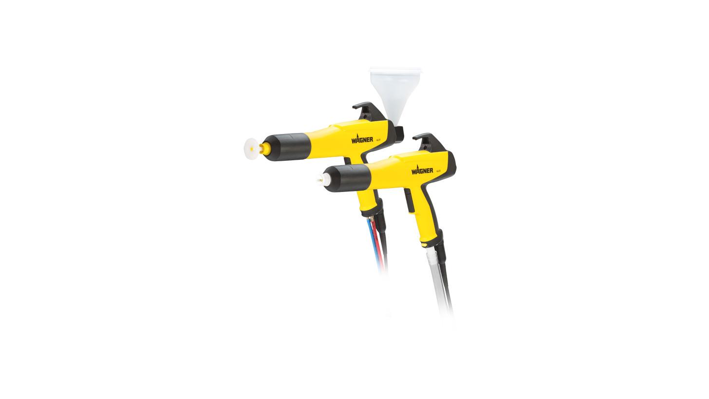 Logo WAGNER PEM X1 Pulver Handpistole