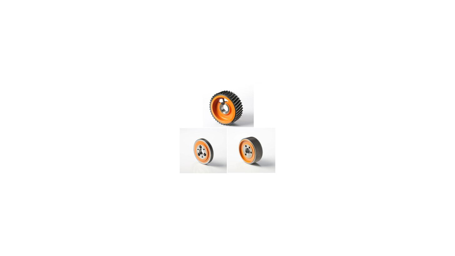 Logo SCM steel rollers