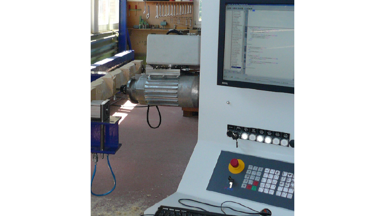 Logo TW-Control -  the CNC machine controller