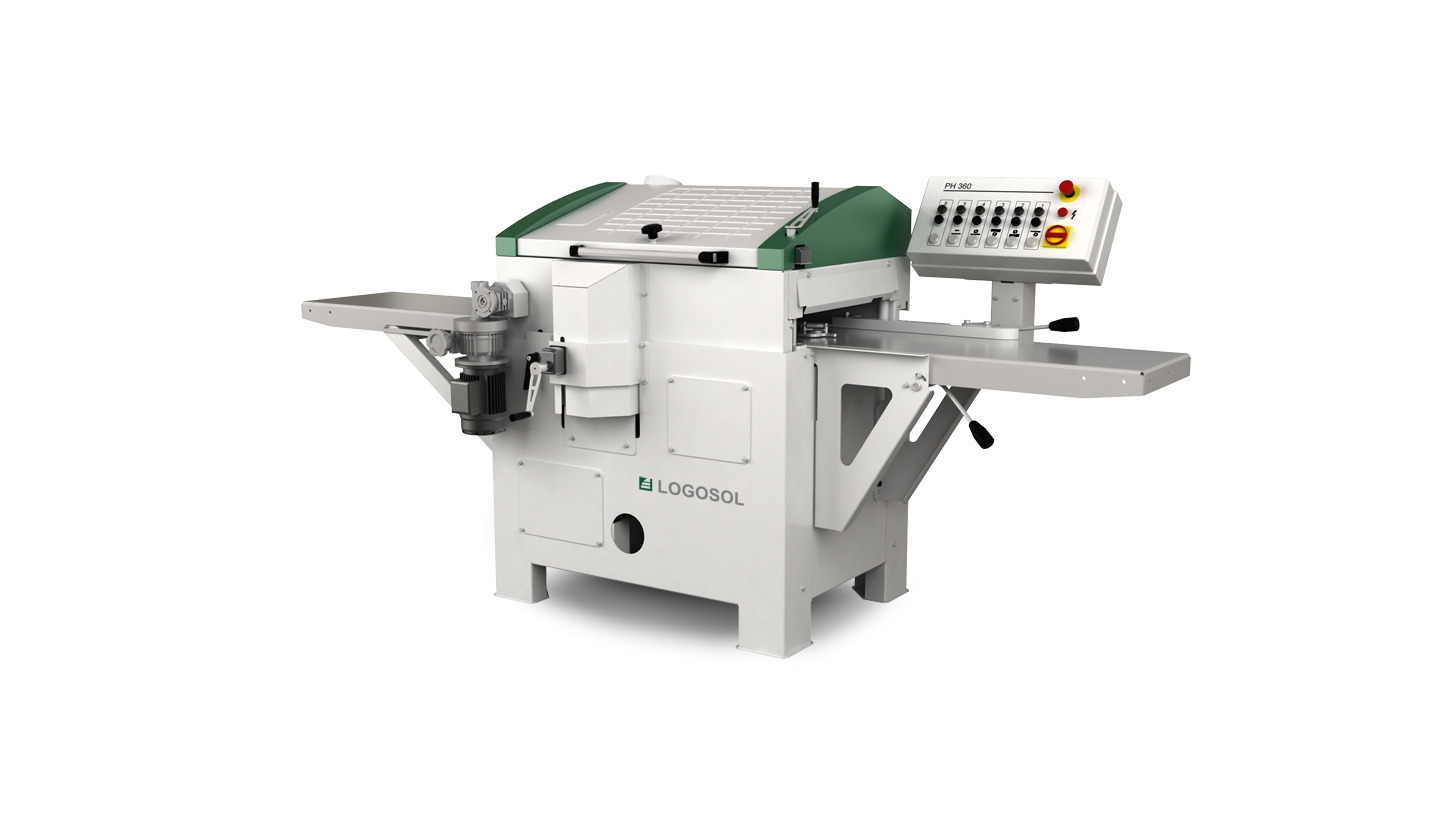 Logo Four Side Planer Logosol PH260
