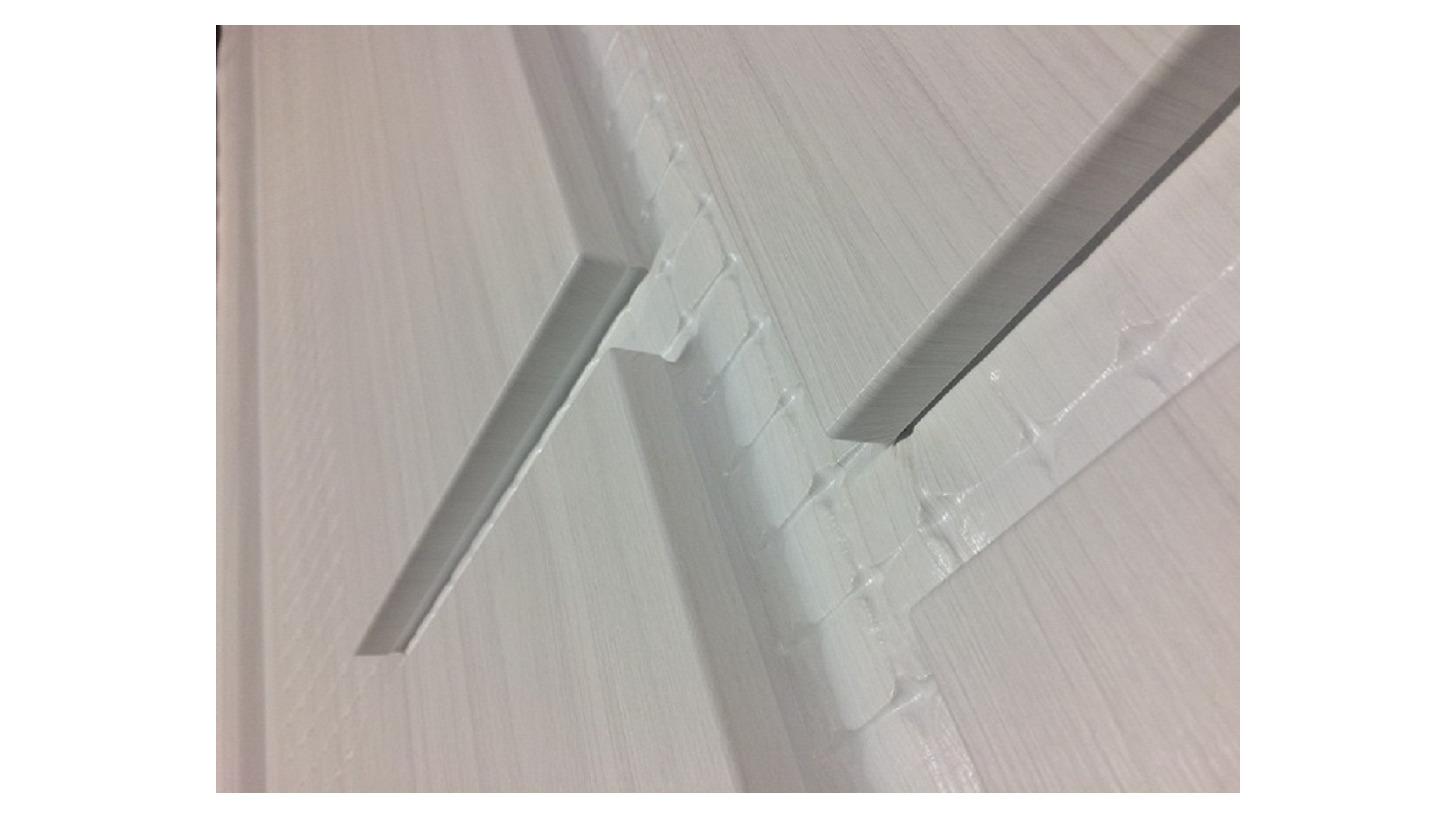 Logo 3D Membrane pressing of furnitur doors