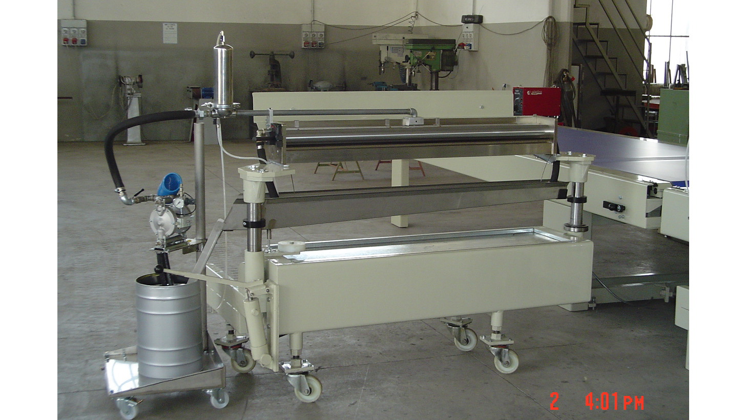 Logo CURTAIN COATING MACHINES