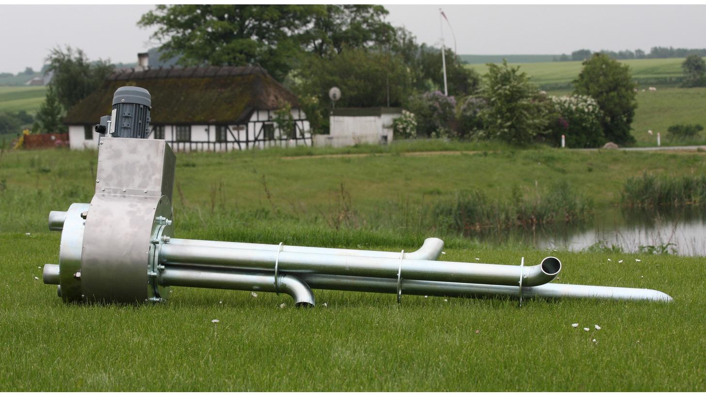 Logo Aerovit Type R - rotating system