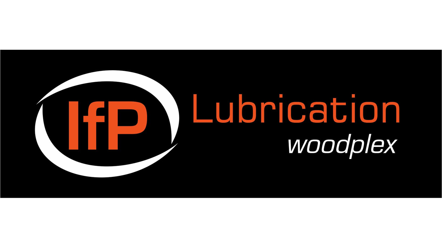 Logo IfP Lubrication Woodplex