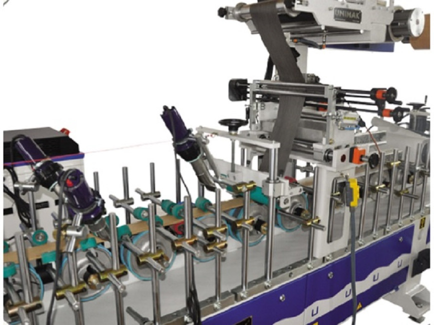 Logo PROFILE WRAPPING MACHINES