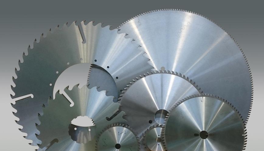 Logo TCT Circular Saw Blades