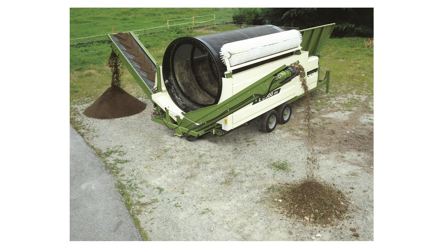 Logo Kompostmaschinen