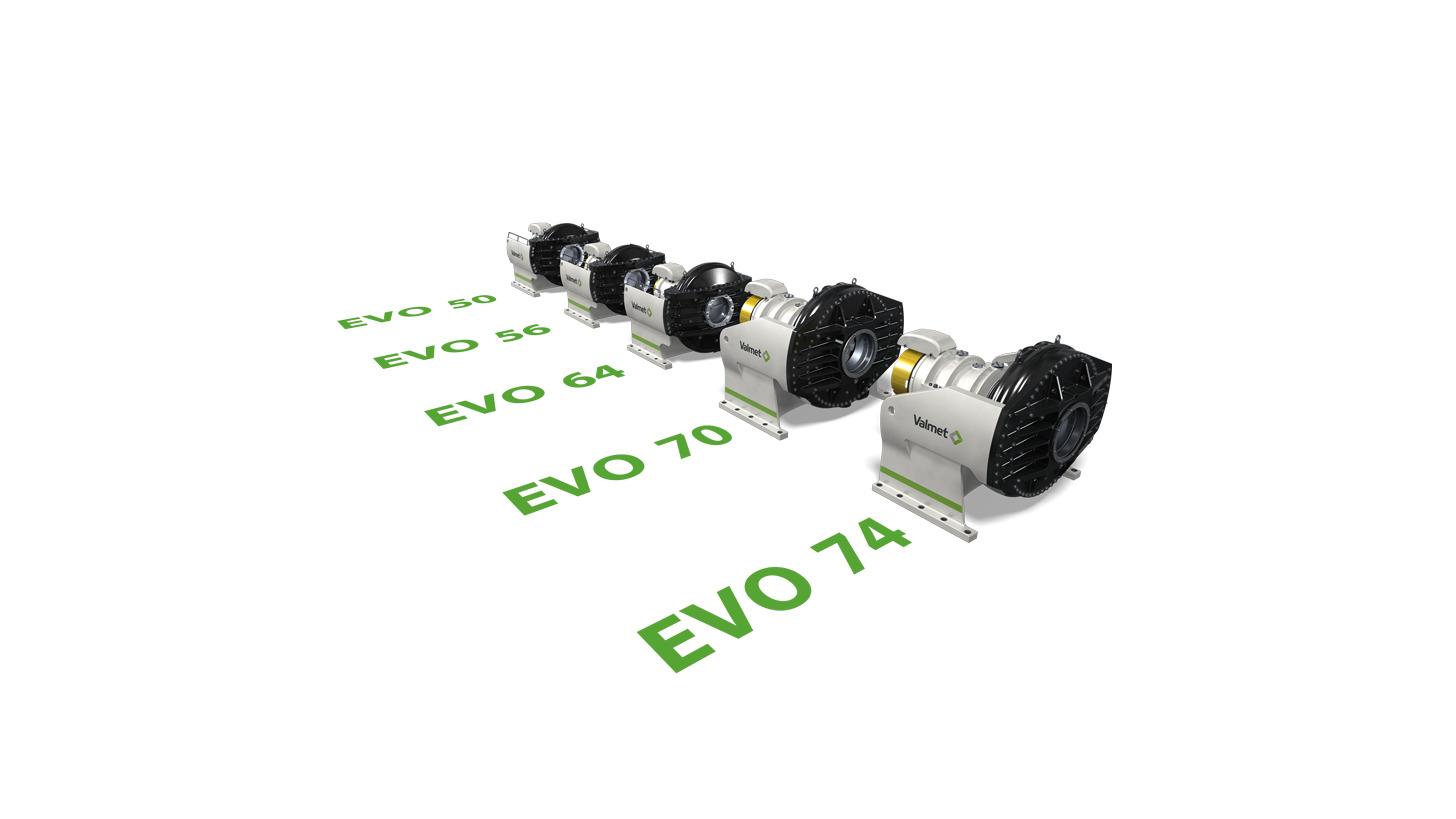 Logo Evolution Defibrator system