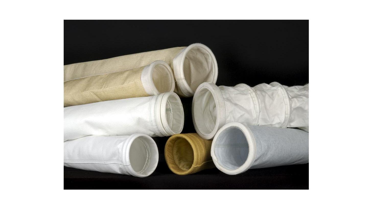 Logo VALMET In-house filter bag manufacturing