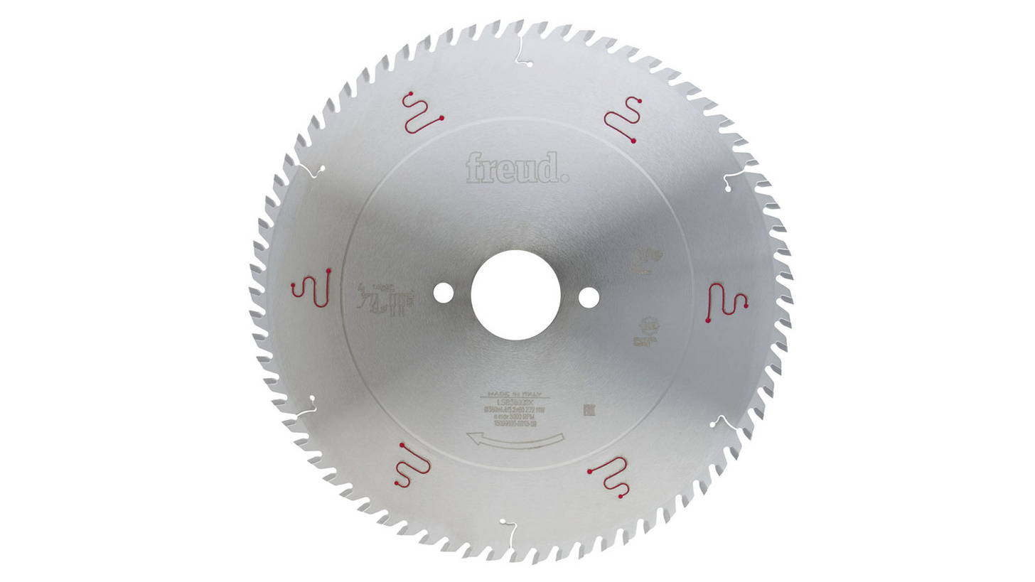 Logo LSB X - Saw blades for  panel sizing