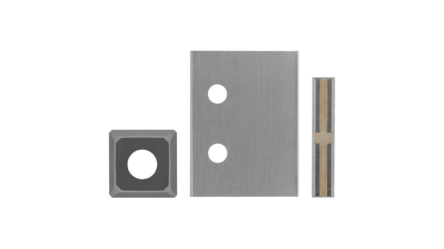 Logo Carbide components