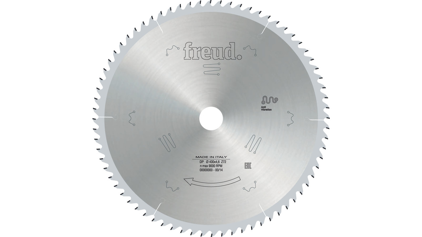 Logo DP - Saw blades for panel cutting
