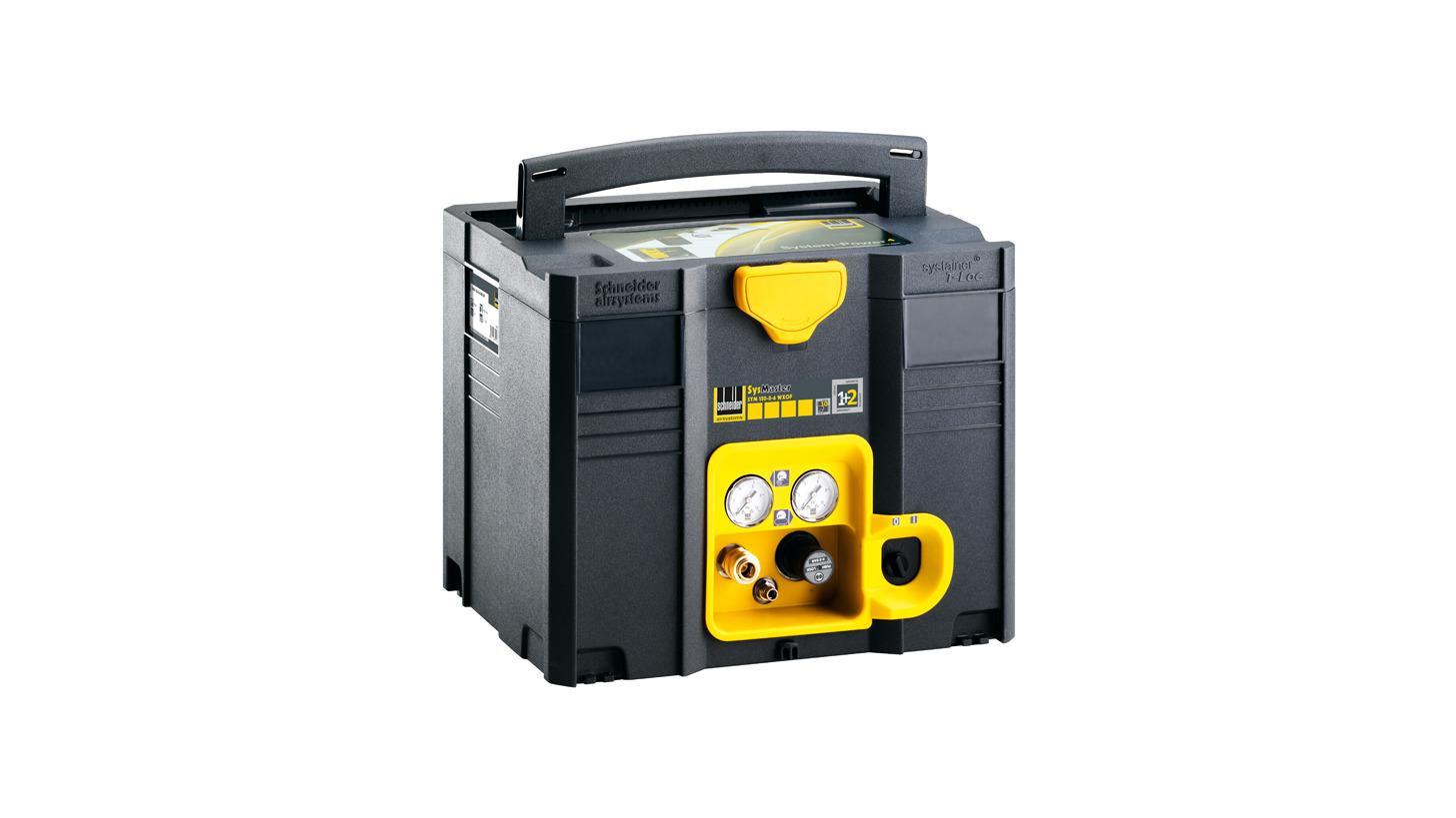 Logo Mobile SysMaster compressor