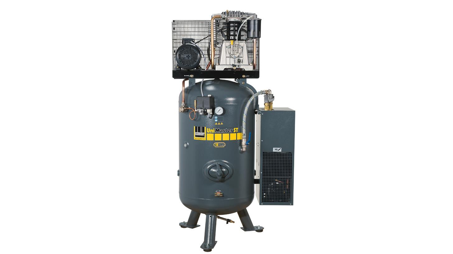 Logo Stationary UniMaster piston compressors