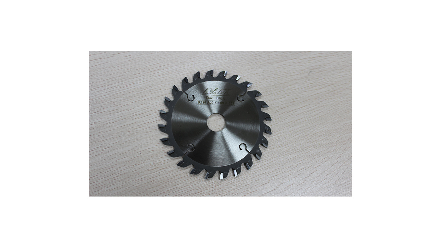 Logo Tungsten carbide tip circular saw blade