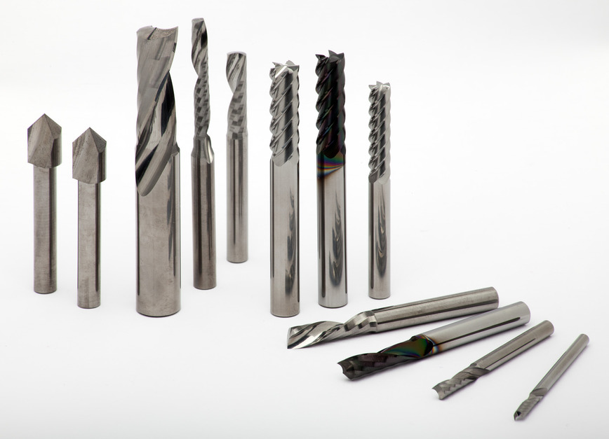 Logo HW milling cutters for plexiglass