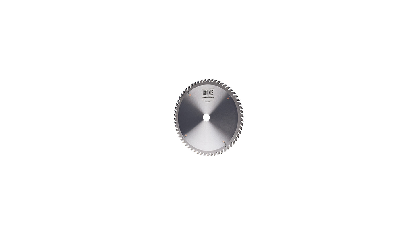 Logo Carbide-tipped circular saw blades