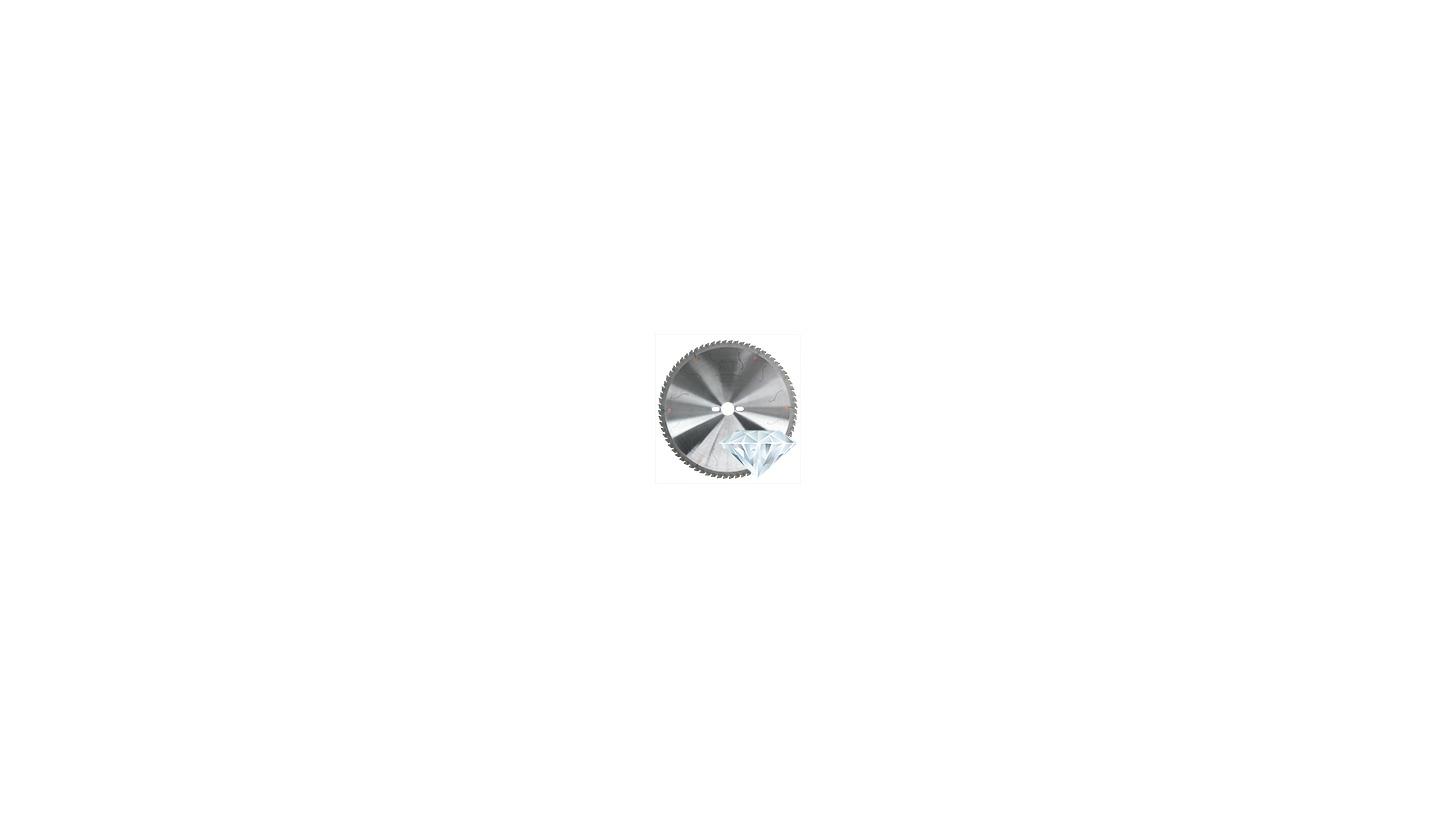 Logo Diamond-tipped circular saw blades