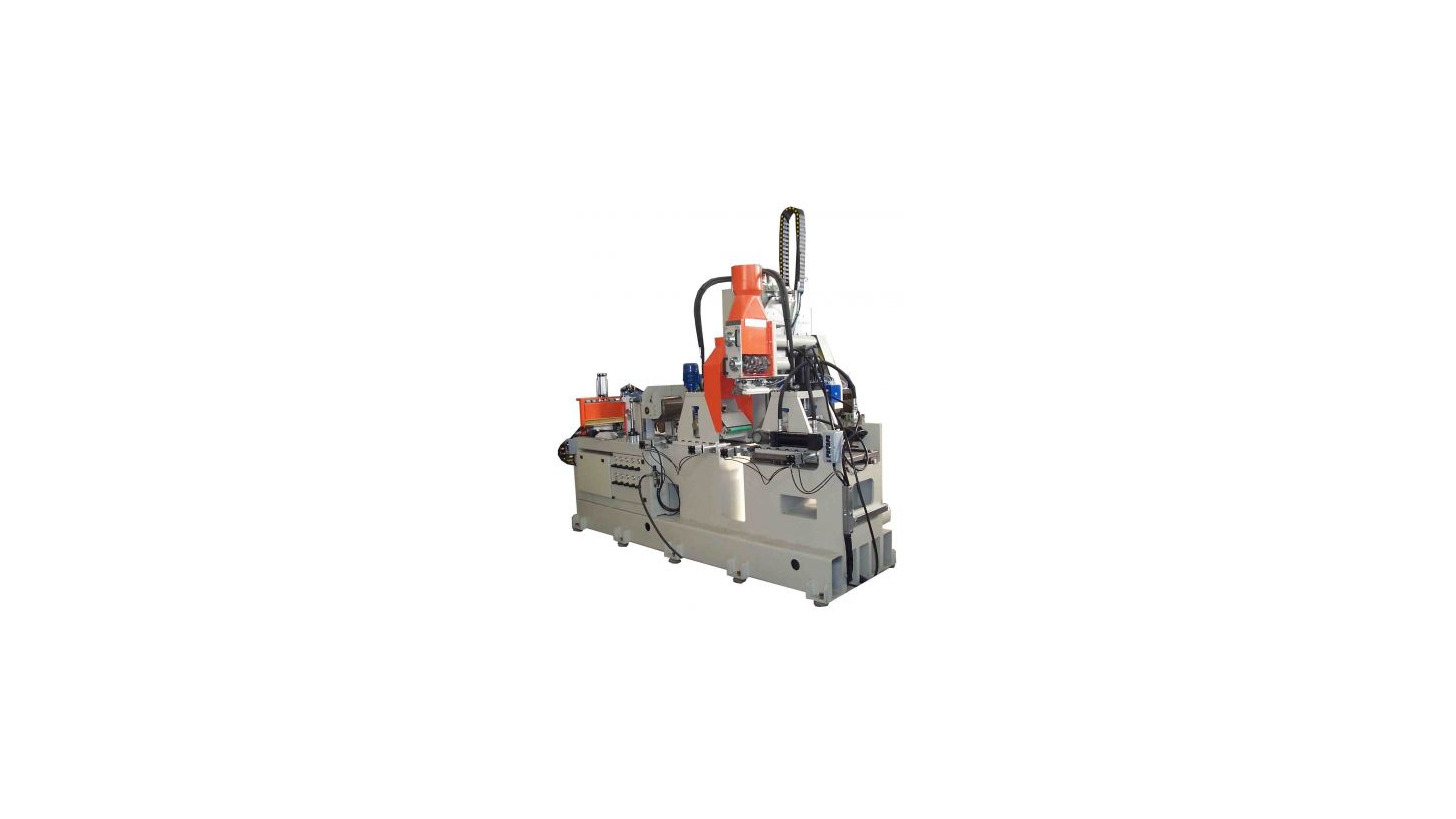 Logo AUTOMATIC FINGER JOINTING MACHINE mod. HPXO, 18 T