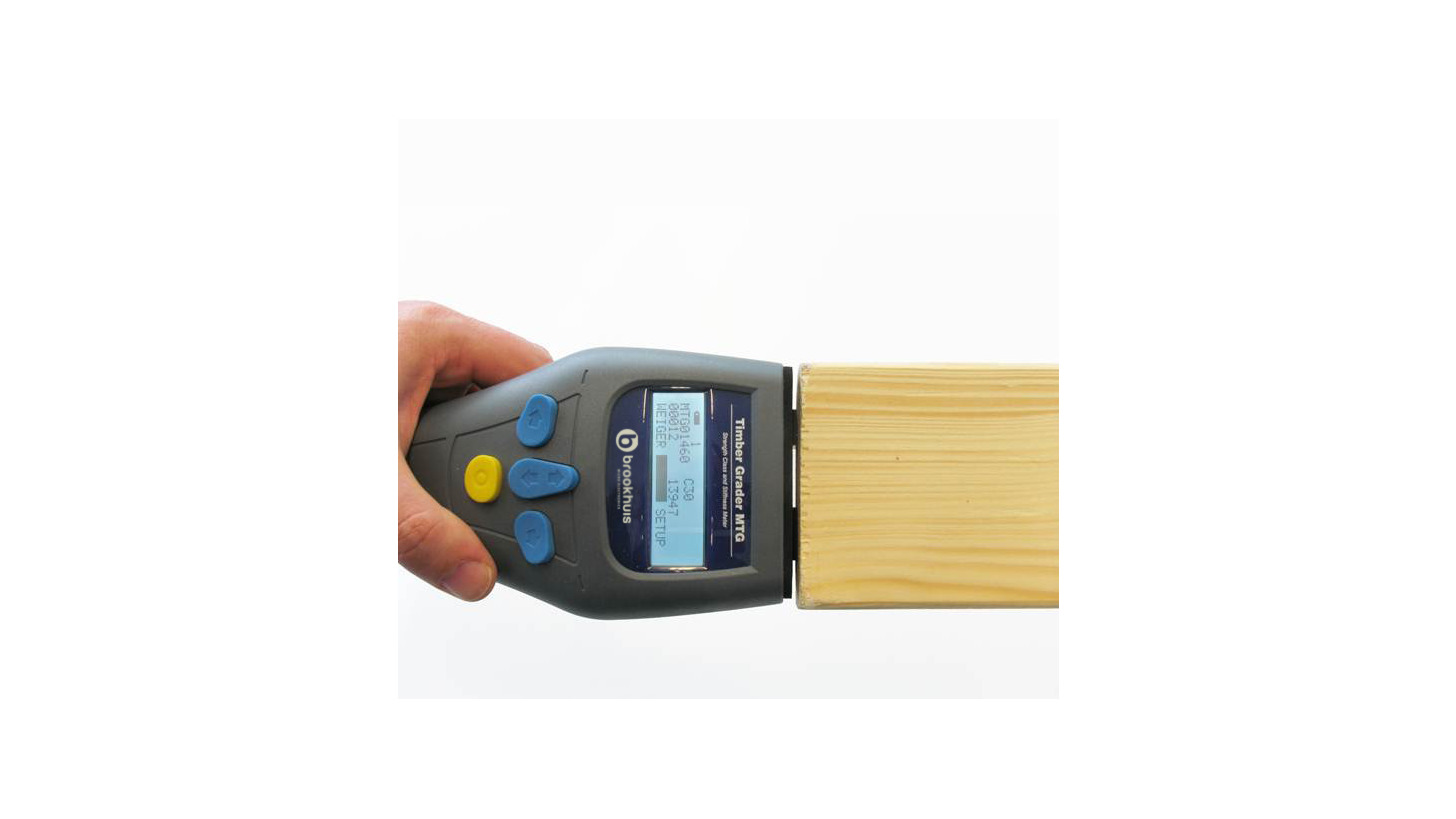 Logo Timber Grader