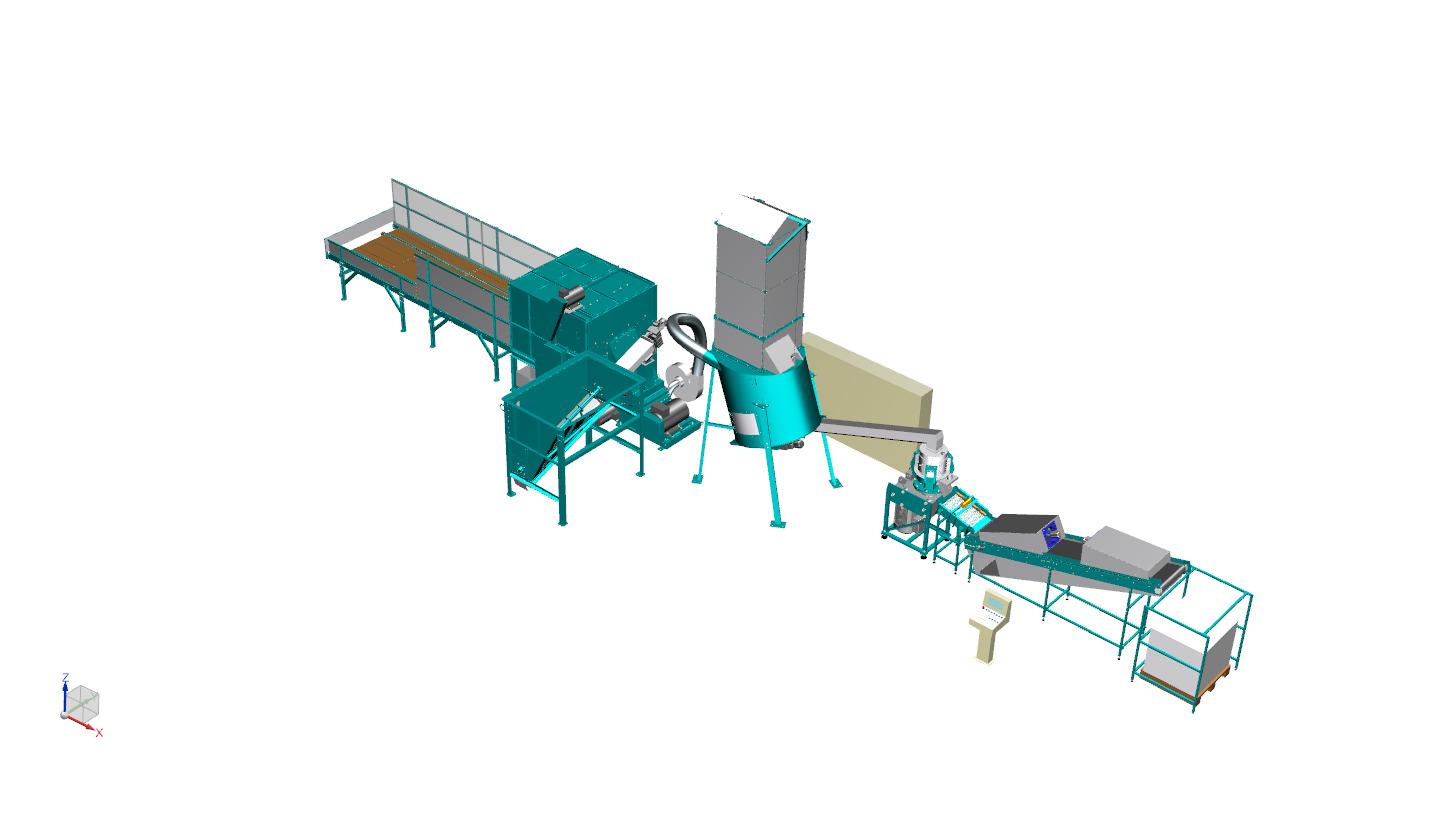 Logo Agri pellet production line