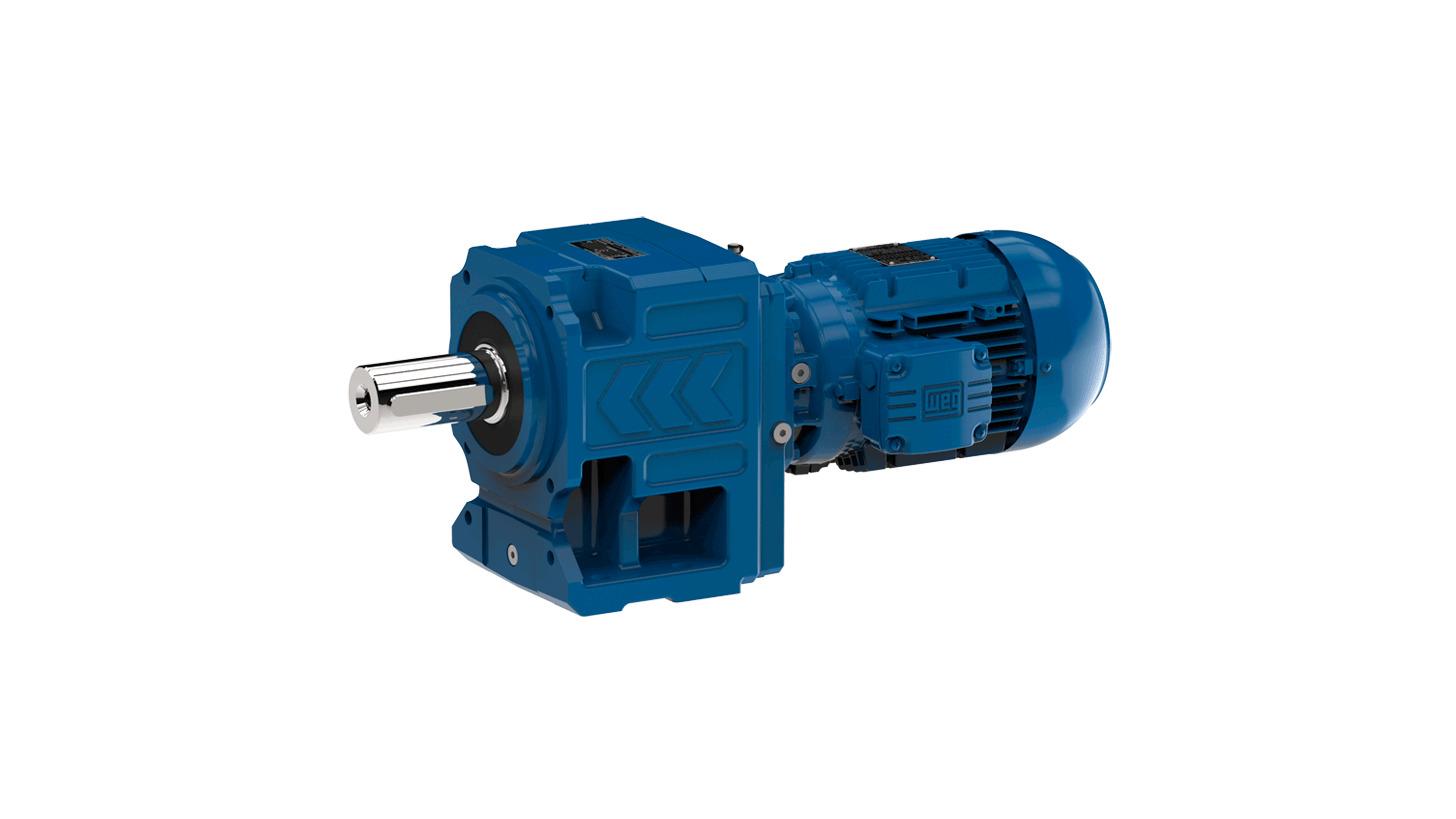 Logo Helical geared motors