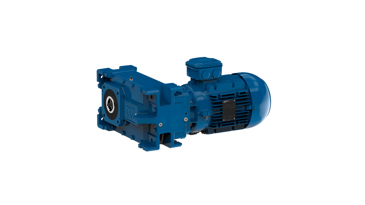 Logo Parallel shaft geared motors