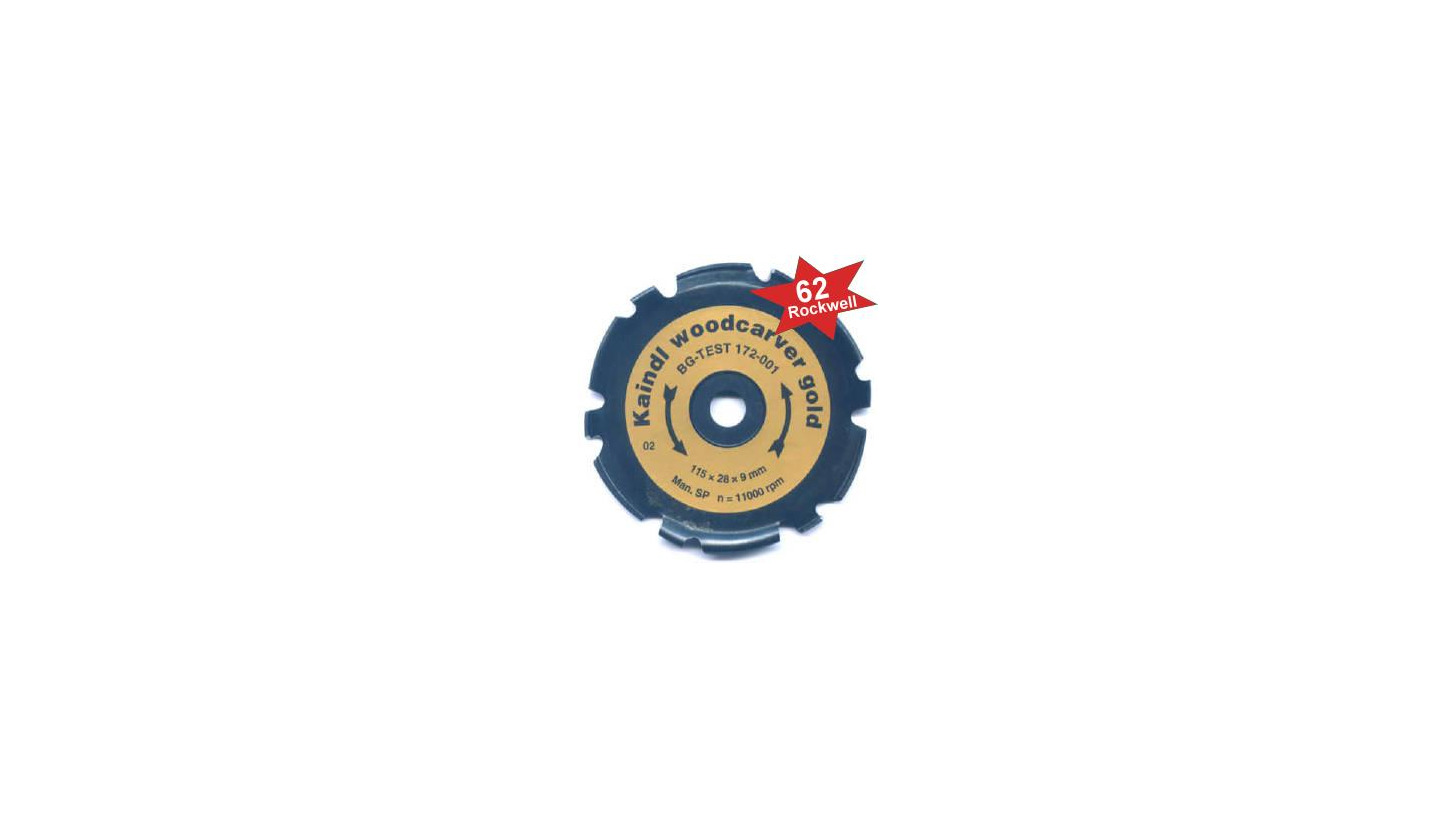 Logo Kaindl woodcarver gold