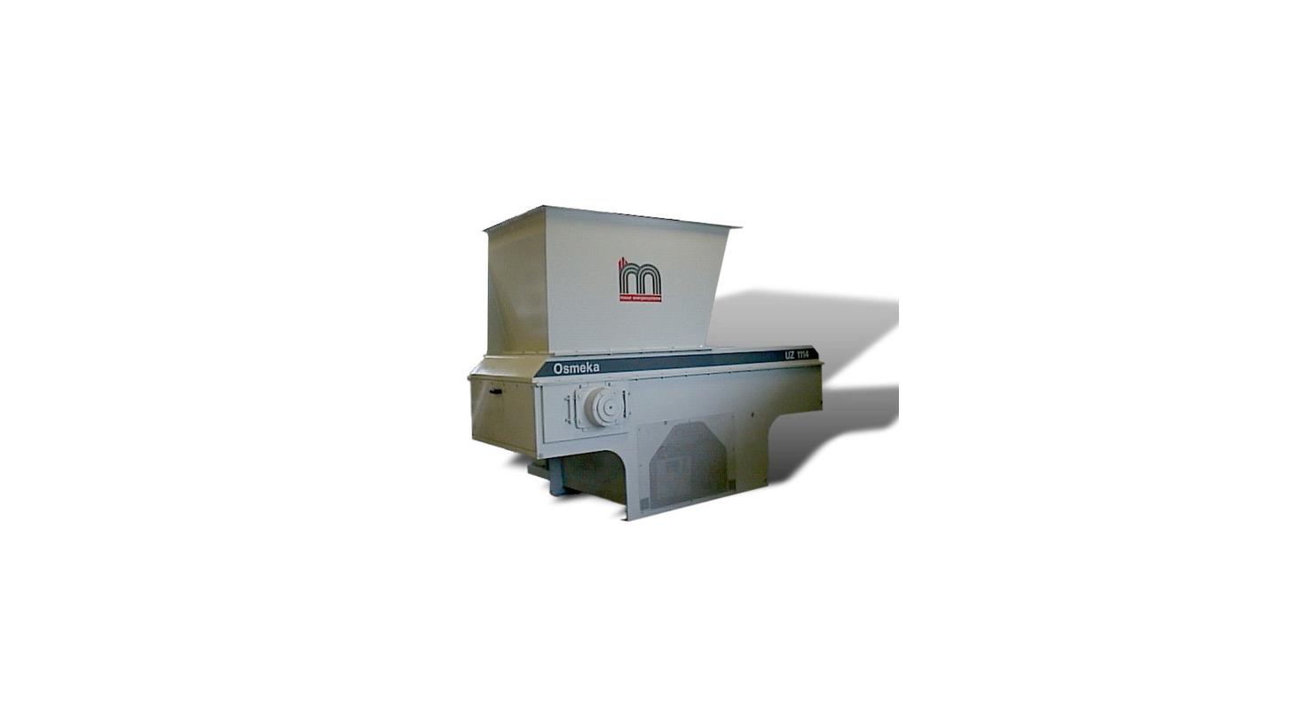 Logo Universal Chipping Machine