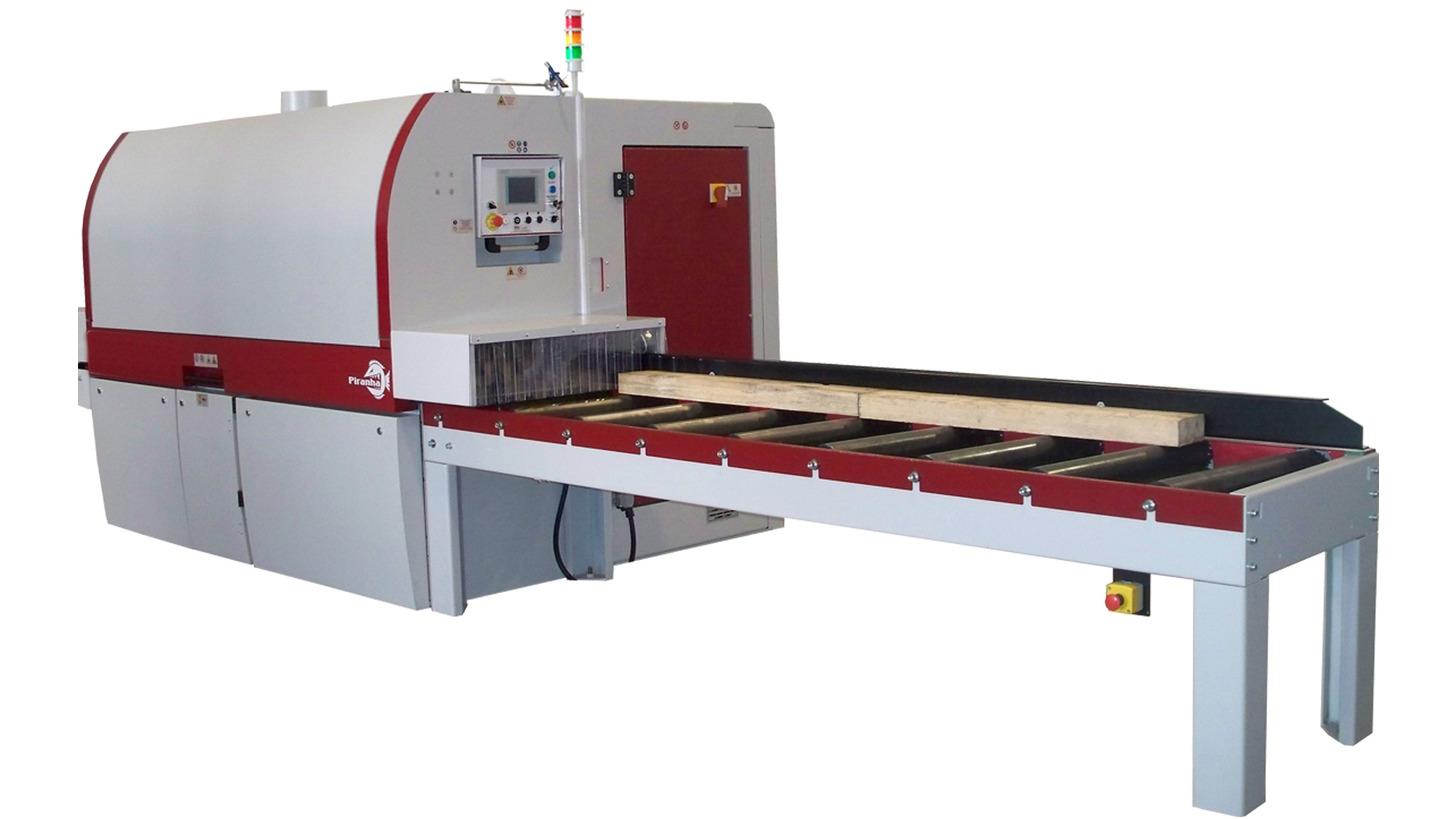 Logo Trademak SQUALO 420 Multirip saw