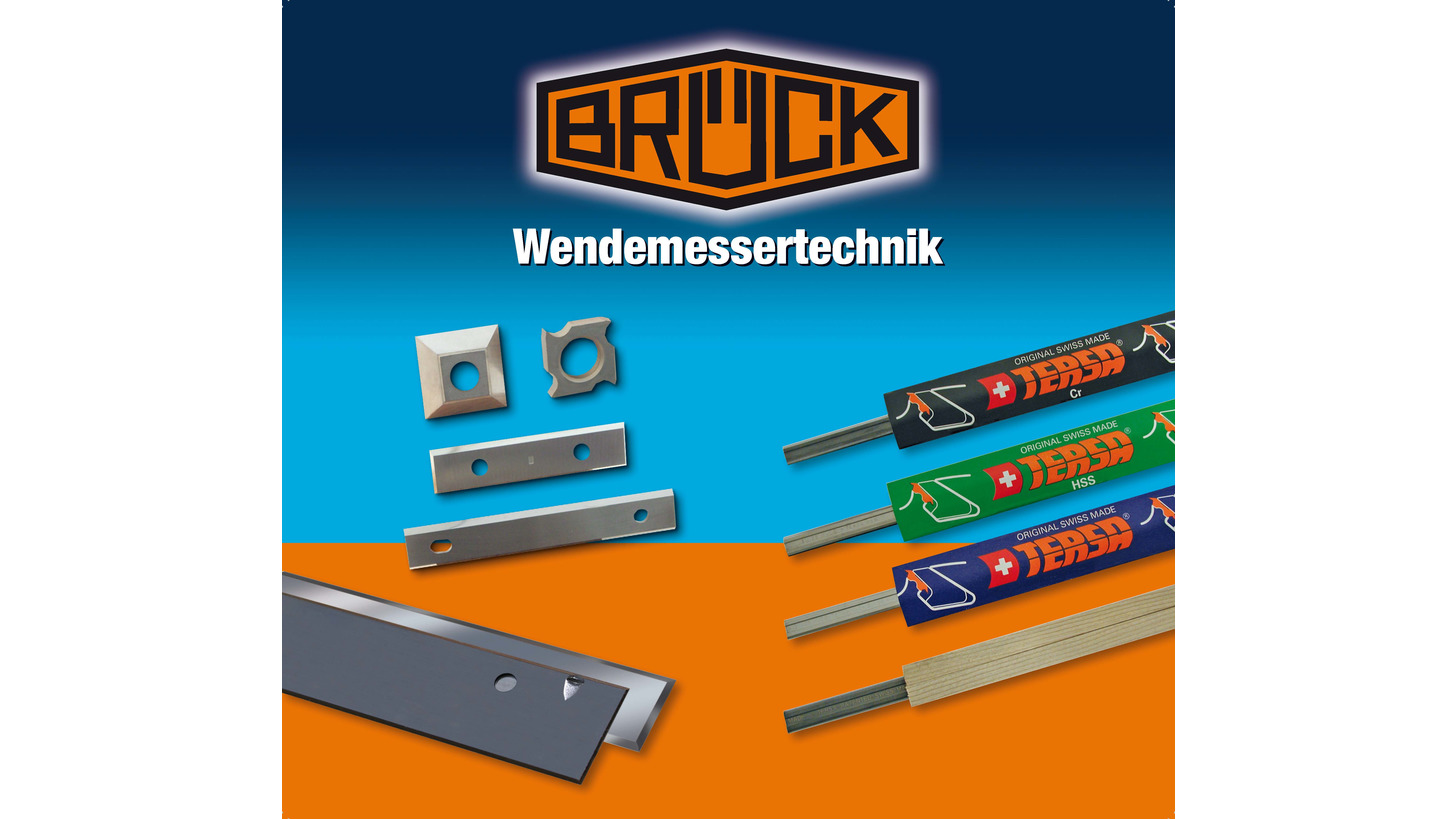 Logo Reversible Blades technology