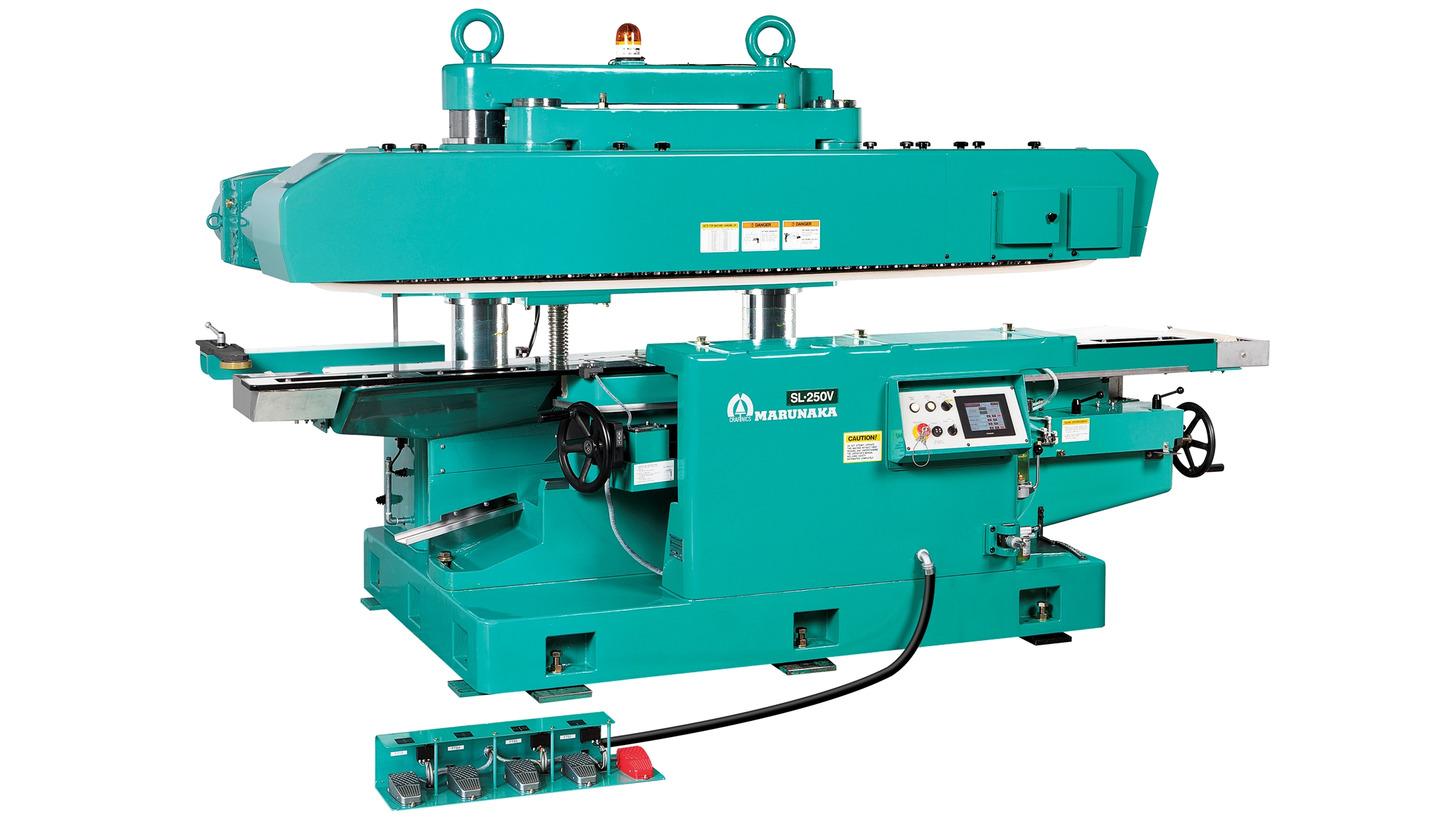 Logo Längsmessermaschinen für Furniere