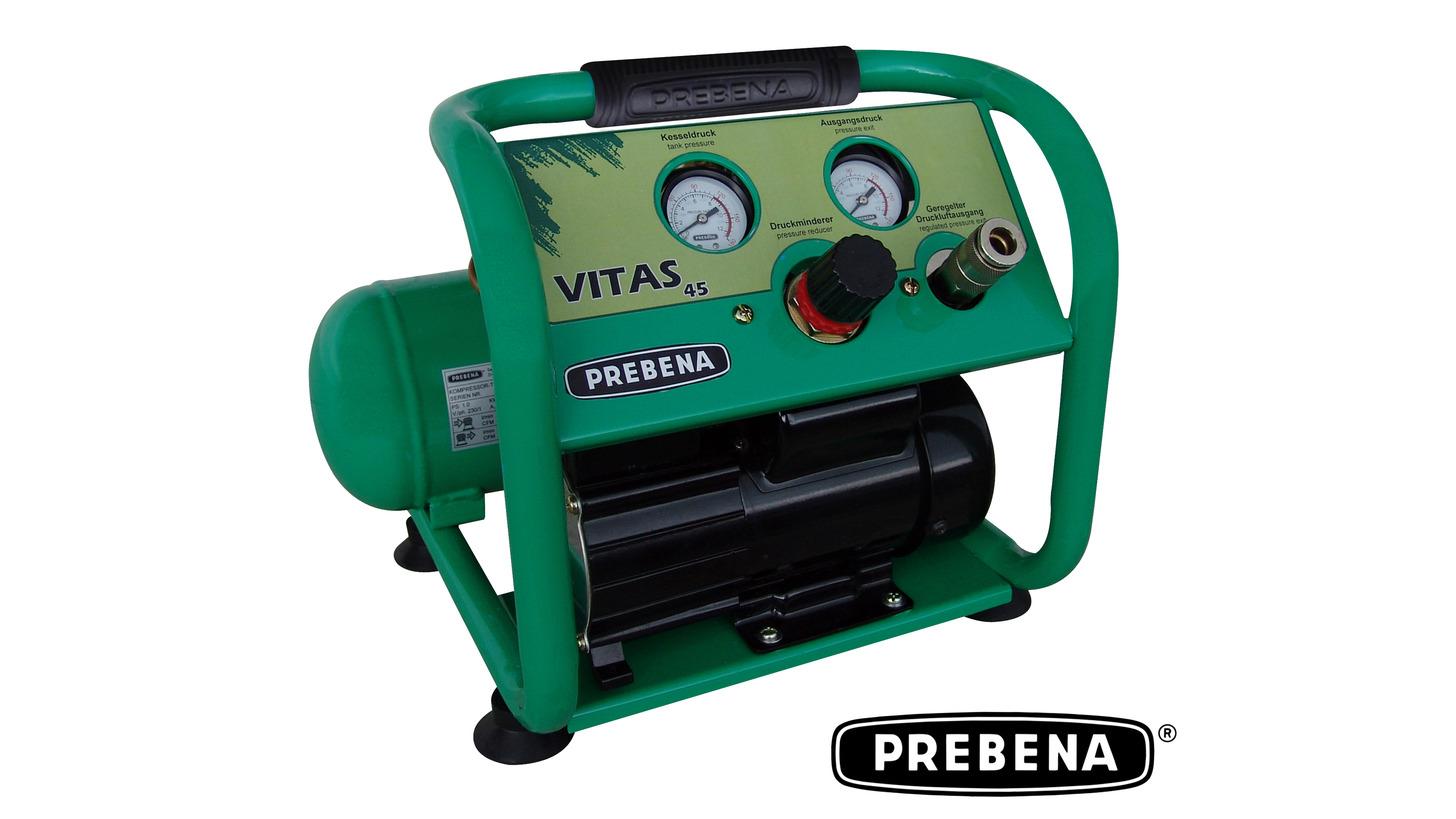 Logo Mini-Kompressor VITAS 45