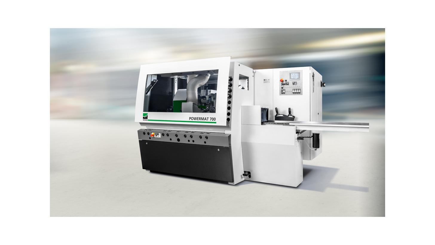 Logo WEINIG Powermat 700 Compact