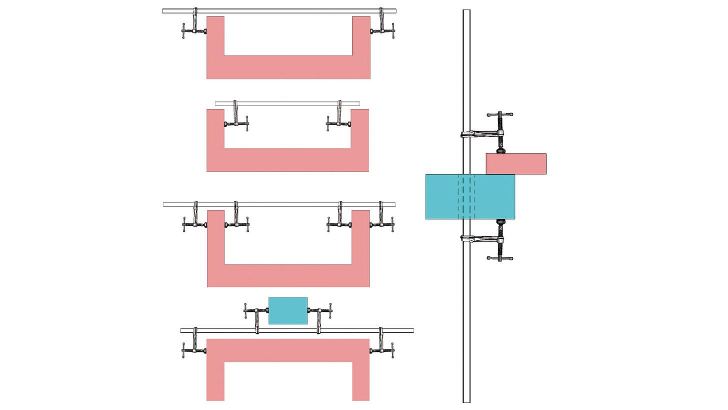 Logo Variable Hochleistungszwingen-Sets