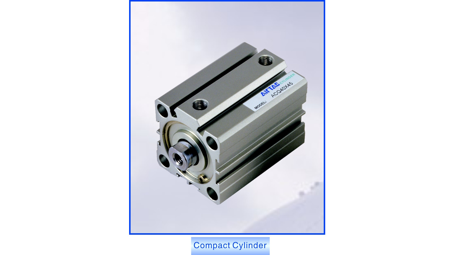 Logo Compact Cylinder