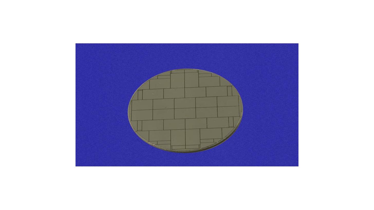 Logo PCD blank for cutting application